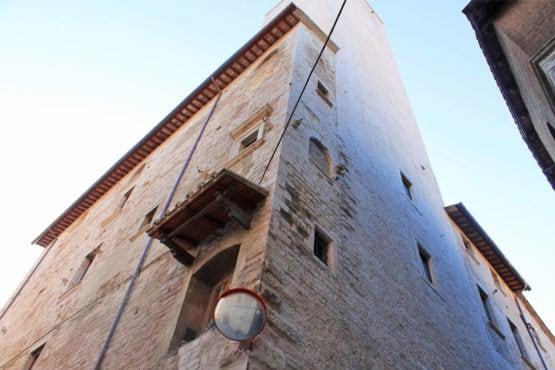 Torre degli Sciri-Perugia