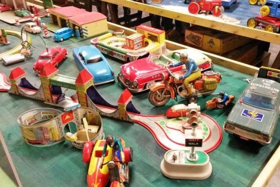 giocattoli di latta-museo del giocattolo