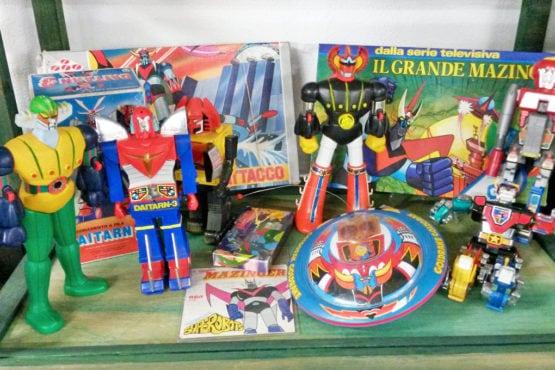 mazinga-museo del giocattolo